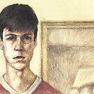 Cameron from Ferris Bueller's Day Off by AaronBir