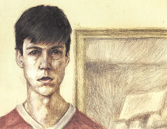 Cameron from Ferris Bueller's Day Off by AaronBir