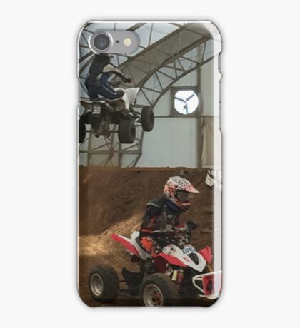 Harris Racing Duo iPhone Case/Skin