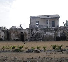 Slave Fort, Africa by TravelGrl