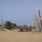 Ghana Beach by TravelGrl