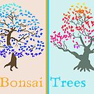 Bonsai Trees by WishesForFishes