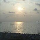 Sunset in Ghana by TravelGrl