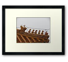 Beijing, China Framed Print