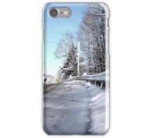 After The Snow Storm iPhone Case/Skin
