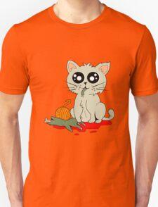 Cannibal Cat Unisex T-Shirt