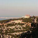 View from Kalhut, Lebanon by TravelGrl