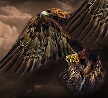 ☝ ☞ GOLDEN EAGLE IN FLIGHT ☝ ☞ by ╰⊰✿ℒᵒᶹᵉ Bonita✿⊱╮ Lalonde✿⊱╮