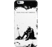 Oscar of Astora iPhone Case/Skin