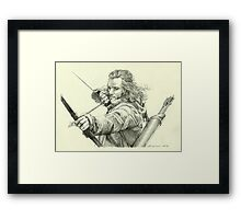 The Bowman Framed Print
