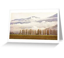 Moody Morning (Colour with Texture) Greeting Card