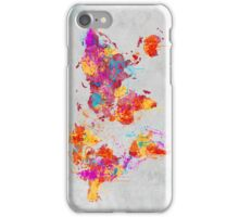 Mother Earth Crying iPhone Case/Skin