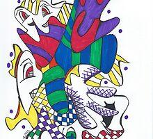 Sinister Smirks by Blair Chranowski