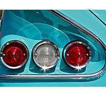 Impala Taillights Photographic Print