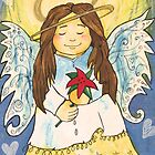 Christmas Angel by Sophie Grunnet