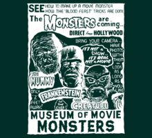 Monsterama by James Bickert