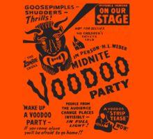 Voodoo by James Bickert