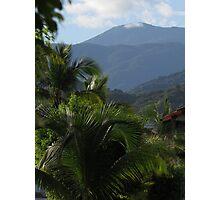 tropical landscape - paisaje tropical Photographic Print