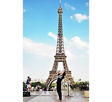 Eiffel Tower 10 Photographic Print