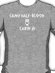 Camp Half-Blood - Cabin 6 T-Shirt