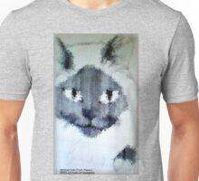 Birman Cat on Tree Branch Unisex T-Shirt