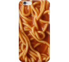Spaghetti iPhone Case/Skin