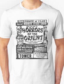 Horrors! Unisex T-Shirt