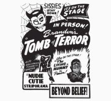 Tomb of Terror! by James Bickert