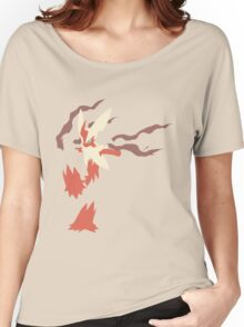 Mega Blaziken Women's Relaxed Fit T-Shirt