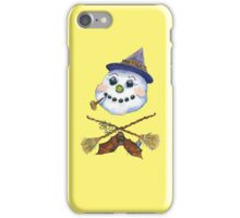 Frosty the Witch iPhone Case/Skin