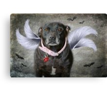 Earth Bound Angel Canvas Print