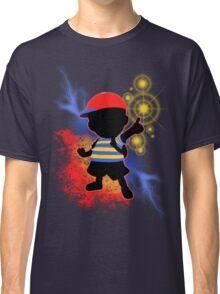 Super Smash Bros. Ness Silhouette Classic T-Shirt