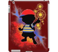 Super Smash Bros. Ness Silhouette iPad Case/Skin