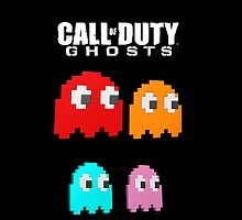 Call of Duty Ghosts Pacman  by DannyWhite824