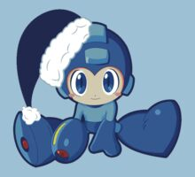 Merry Christmas Mega Man by everlander