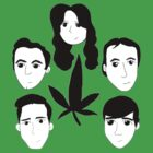 Weeds Cast 2 by Crystal Friedman