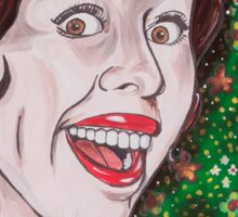 Carol Burnett Sticker