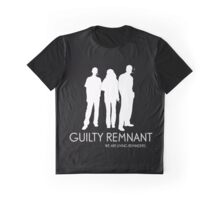 The Leftovers - Guilty Remnant Graphic T-Shirt