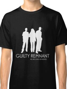 The Leftovers - Guilty Remnant Classic T-Shirt