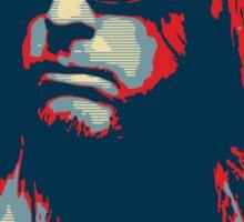 Jeff Hanneman R.I.P. Poster Sticker