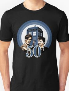 Hello; We're the Doctor ! Unisex T-Shirt