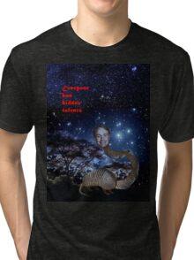 Never Forget Hidden Talents  Tri-blend T-Shirt