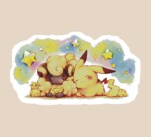 Dreaming Pokemon by everlander