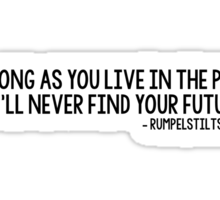 Future - Rumpelstiltskin Sticker