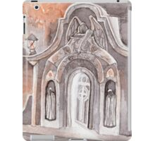 Open Grave Watercolor Painting iPad Case/Skin