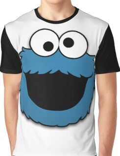 sesame Blue Graphic T-Shirt