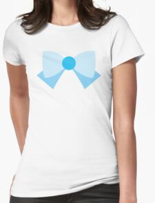 Sailor Mercury Ribbon Womens Fitted T-Shirt