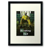 Breaking Bad TV Series Framed Print
