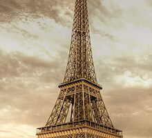 Eiffel Tower #2 by benjamin-hodges