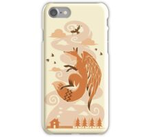 The Flying Fox iPhone Case/Skin
